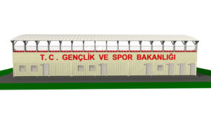 grandstand containers