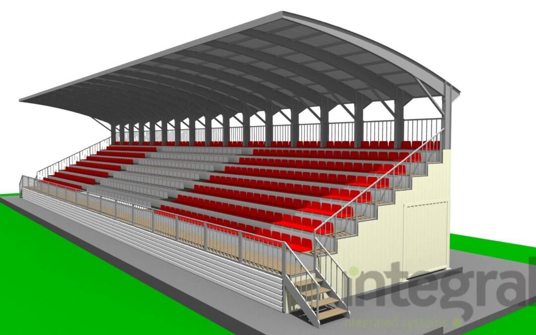 Grandstand Container
