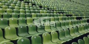 padded bleacher seats