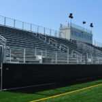 What is the Importance of Bleachers in Sports Hall?